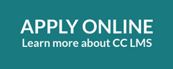 Apply online, learn more about CC LMS
