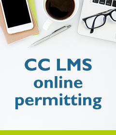 CC LMS online permitting