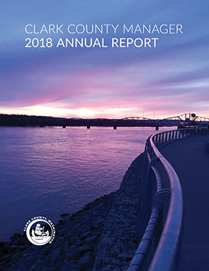 Clark County Manager 2018 Annual Report