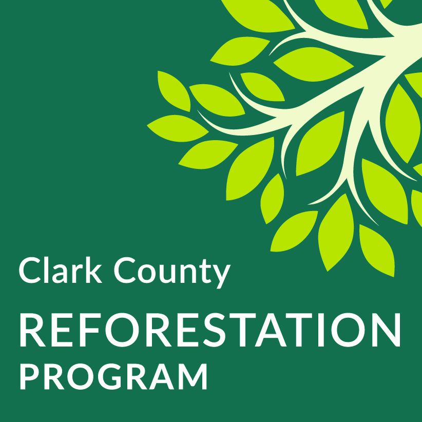 Reforestation Program logo