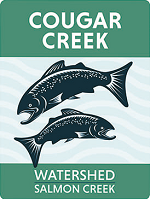 New watershed sign.