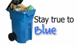 Stay True to Blue