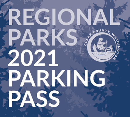 PW Parks Parking Pass 2021